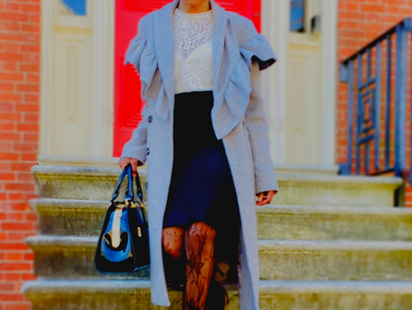 Stylish Ways To Wear Gray For Spring