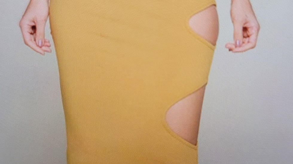 Holly Maxi Skirt