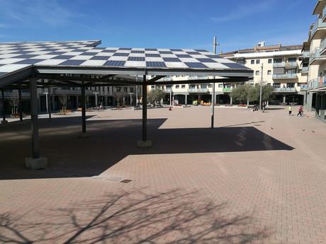 Remodelación de la Plaça de l'Espolsada