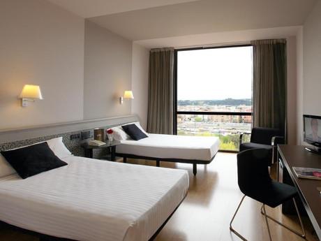 Rehabilitación parcial en el Hotel Ciutat**** de Granollers