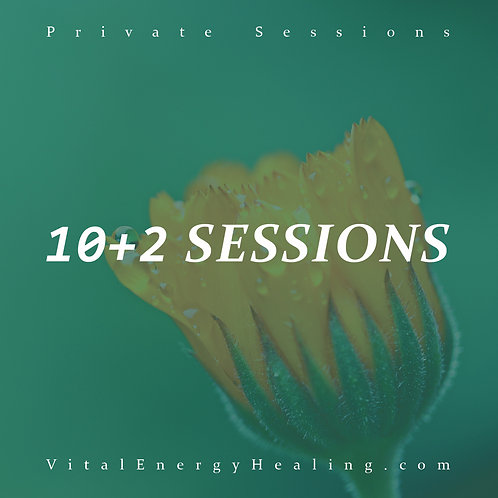 Emotional Healing 10+2 Sessions