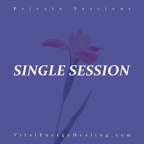 Business Healing Single Session