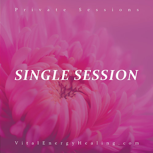 Relationship Healing Single Session