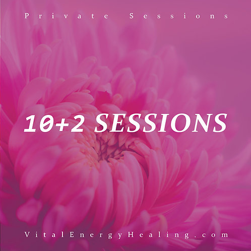 Relationship Healing 10+2 Sessions