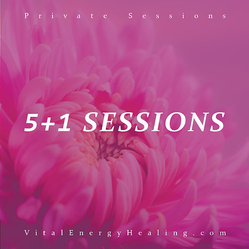 Relationship Healing 5+1 Sessions