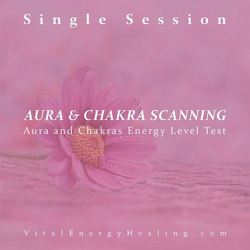 Aura and Chakra Scanning