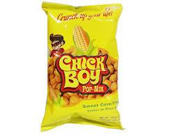 Chick Boy Sweet Corn Flavor 100g