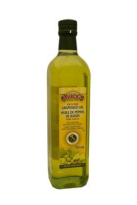 Aurora Grape Seed Oil (750Ml)
