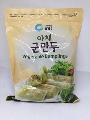Chung Jung One Vegetable Dumplings 680g