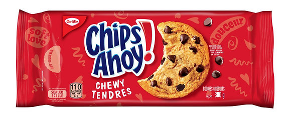 Chips Ahoy! Chewy Chocolate Chip Cookies