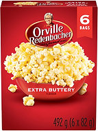 O-R Extra Buttery Pop Up Bowl 492g