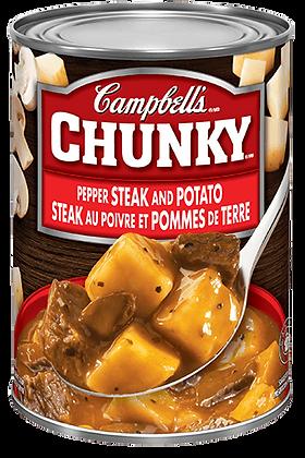 Campbell's Chunky Steak & Potato 540ml