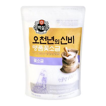 CJ Natural Premium Salt 400g