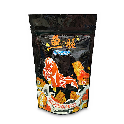Dah Tien Fish Chips (Salted Egg Flavour) 50g