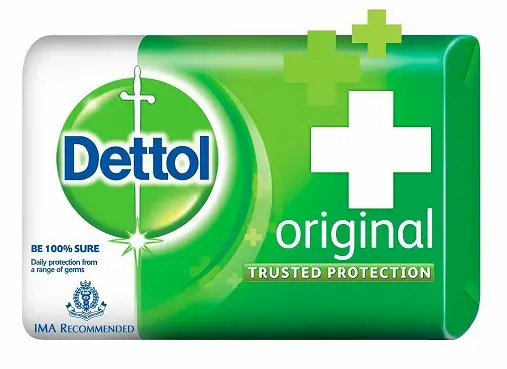 Dettol bar soap (original) - 104g