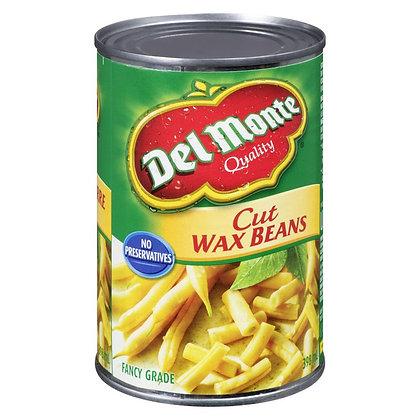 Delmonte Cut Wax Beans 398ml