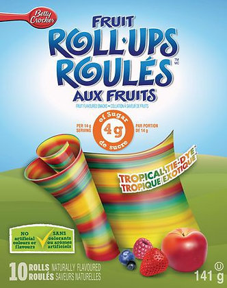 Betty Crocker Fruit Roll Ups 141g
