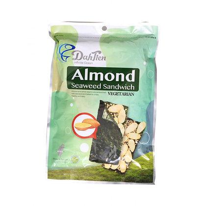 Dahlein Almond Seaweed Sandwich 30g