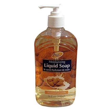 Pur-est liquid soap almond - 500ml