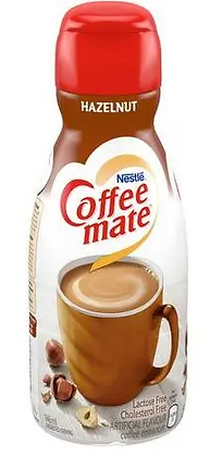 Coffeemate COFFEE MATE® Liquid Hazelnut 946 ml