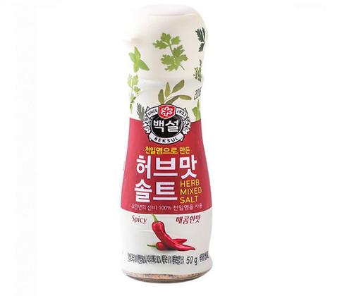 Beksul Salt-Based Seasoning (Spicy) 50g