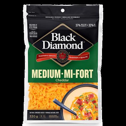 Black Diamond Sargento ( Pizza)