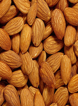 Whole Almonds Plain Natural (1 lbs)