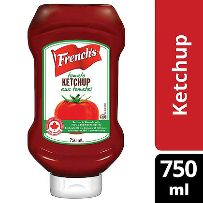French's Ketchup 750ml