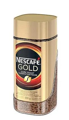 Nescafe gold dark toast