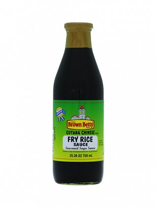 Bedessee Brown Betty Fry RIce Sauce 300ml