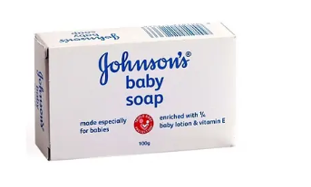 Johnson's baby soap - 75g