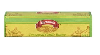 Lactantia Provencal Garlic Butter 125 g