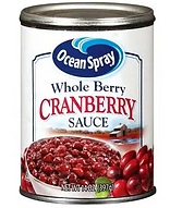 Ocean Spray Cranberry Sauce-Whole Berry 397G