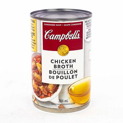 Campbell's - Chicken Broth 284ml