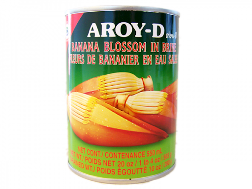 Aroy D Banana Blossom In Brine 565g