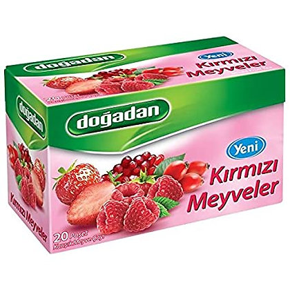 Dogadan Mixed Fruit Tea 20bag