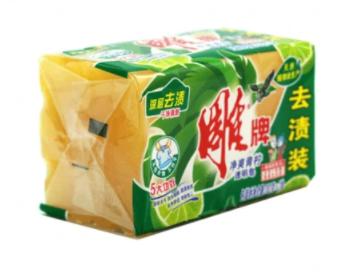 Diao Pai Laundry Soap 252*2g