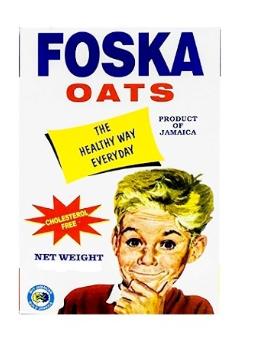 Foska oats - 800g