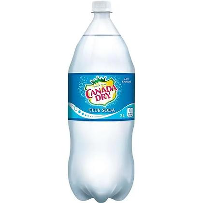 Canada dry soda club - 2L