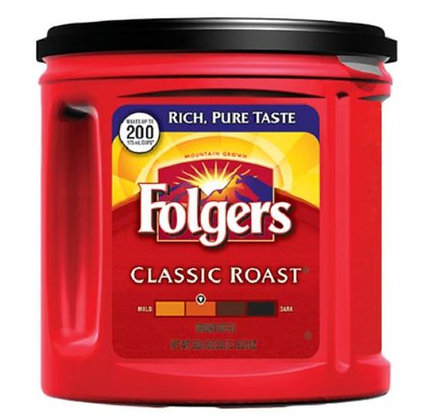Folgers Classic Roas