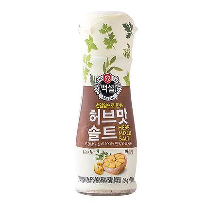 Beksul Salt-Based Seasoning (Garlic) 50g