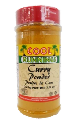 CoolRunning curry powder - 225g