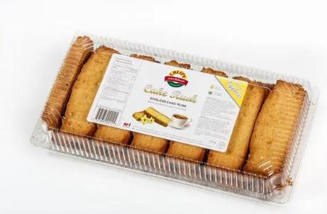 Crispy cake rusk eggless - 750g