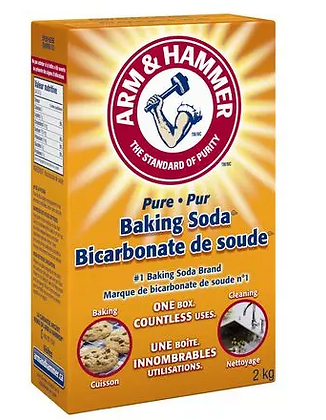 Arm&Hammer baking soda - 2kg