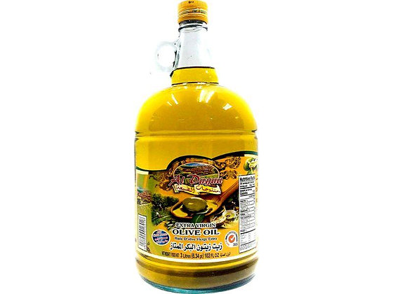 ALDAYAA Extra Virgin Olive Oil 3L