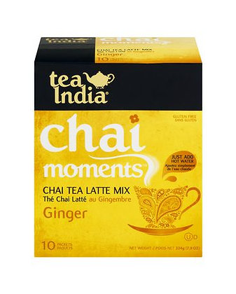 Chai Moments Ginger (10 packets)