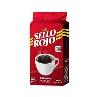 Cafe Sello Rojo Roast & Ground Coffee 250g
