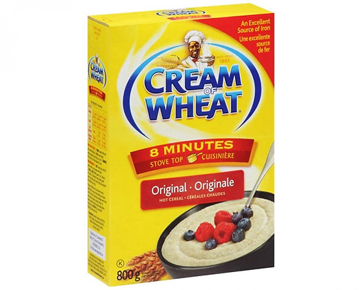 Cream of wheat 8 minutes original - 800g