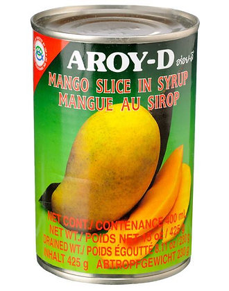 Aroy D - Mango Slice In Syrup 400ml