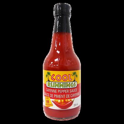 Cool Runnings - Cayenne Pepper Sauce 354ml